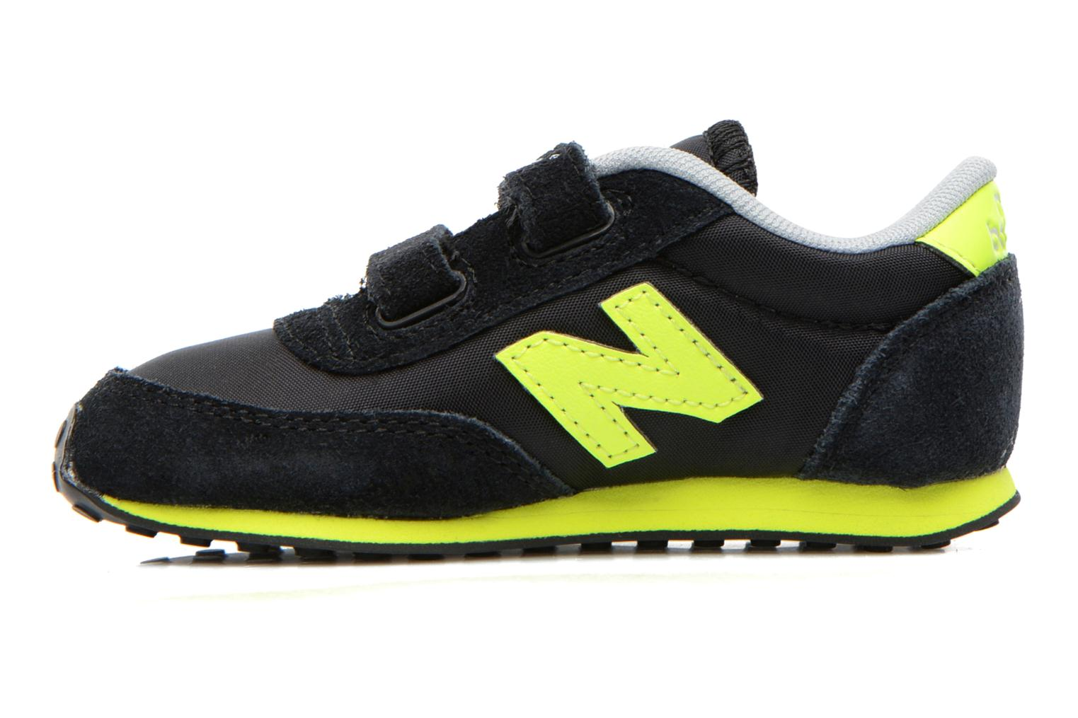 Baskets New Balance KE410KLI Noir vue face
