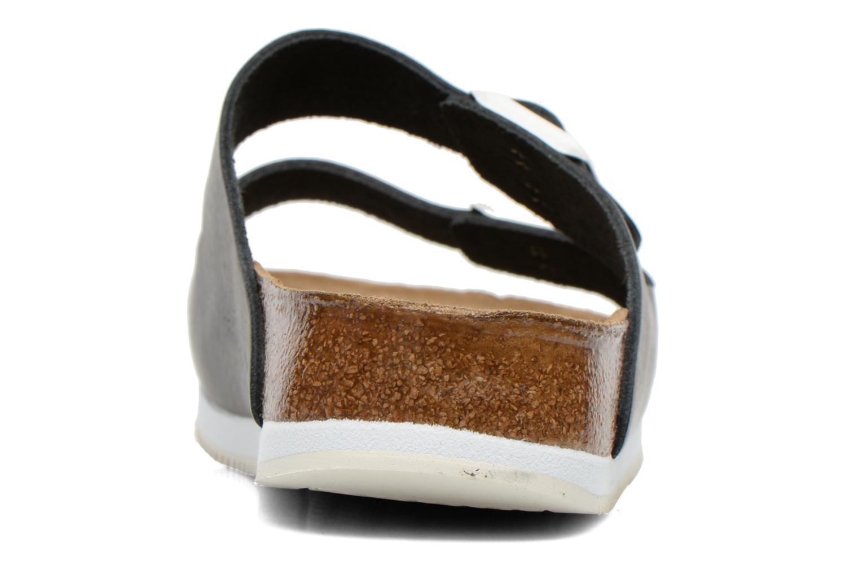 Sandales et nu-pieds Birkenstock Arizona Sl M Noir vue droite