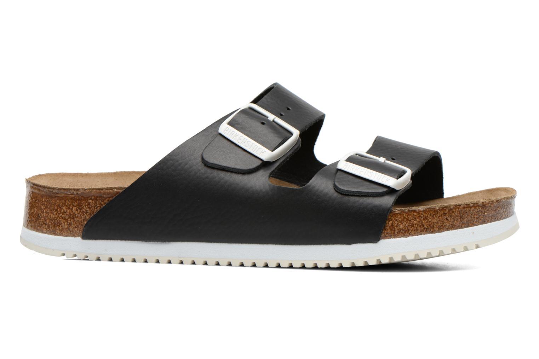 Sandales et nu-pieds Birkenstock Arizona Sl M Noir vue derrière