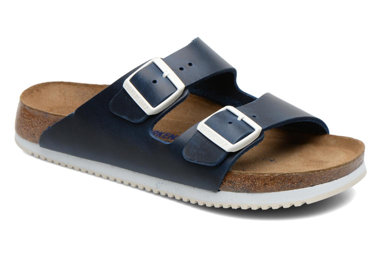 Sandales et nu-pieds Birkenstock Arizona Sl M Bleu vue détail/paire