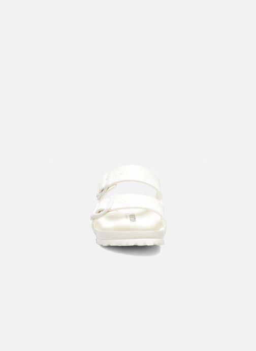 Clogs og træsko Birkenstock Arizona EVA W (Smal model) Hvid se skoene på