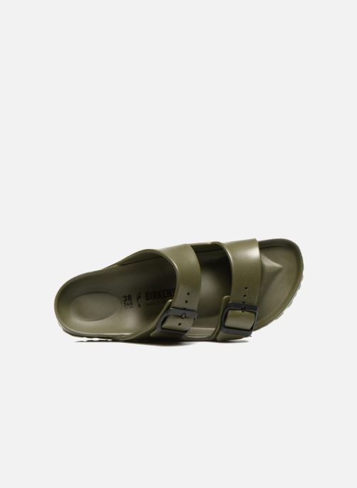 Wedges Birkenstock Arizona EVA Women II Groen links