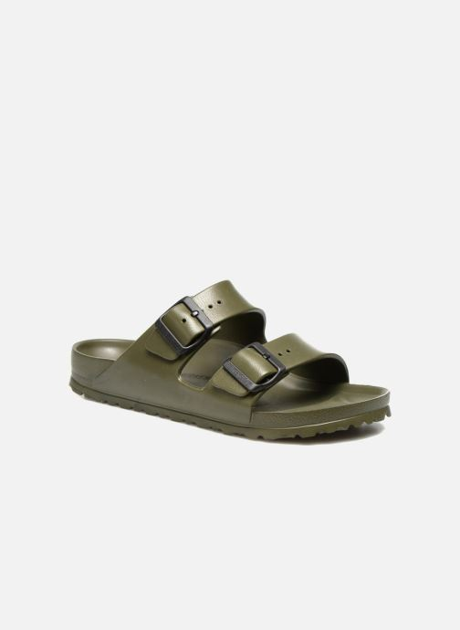 Wedges Birkenstock Arizona EVA Women II Groen detail