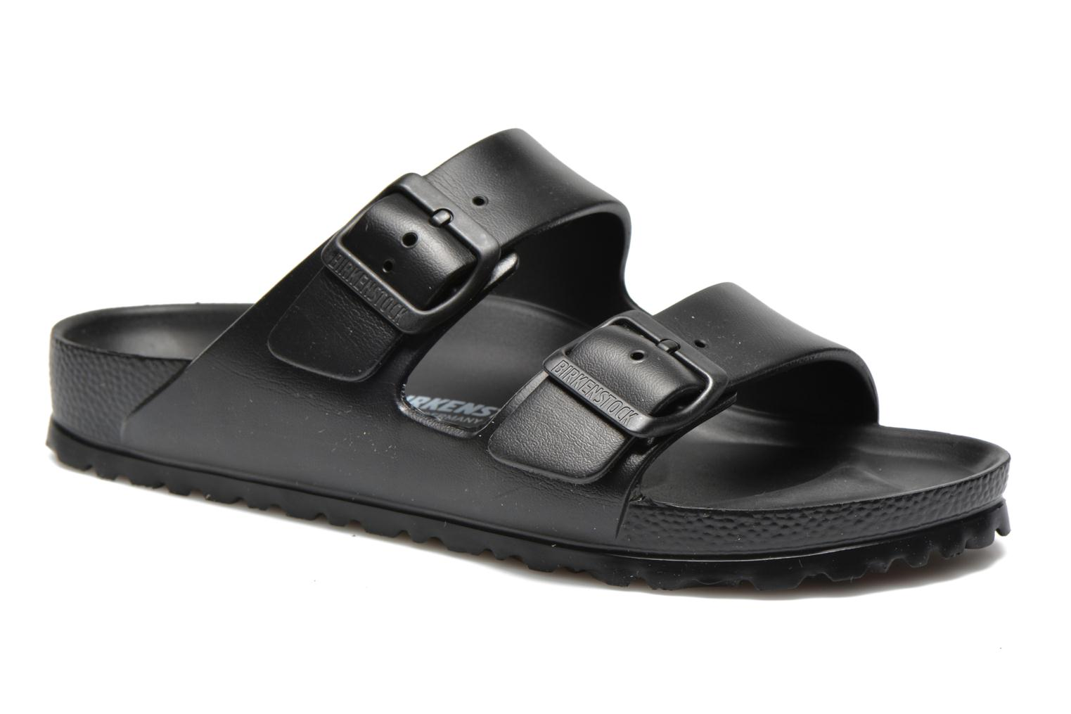 Mules & clogs Birkenstock Arizona EVA W Black detailed view/ Pair view