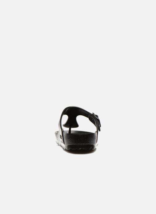Sandali e scarpe aperte Birkenstock Gizeh EVA W Nero immagine destra