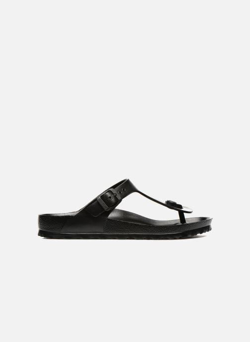 Sandales et nu-pieds Birkenstock Gizeh EVA W Noir vue derrière