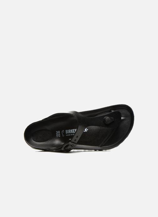 Sandali e scarpe aperte Birkenstock Gizeh EVA W Nero immagine sinistra