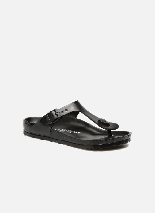 Sandali e scarpe aperte Birkenstock Gizeh EVA W Nero vedi dettaglio/paio
