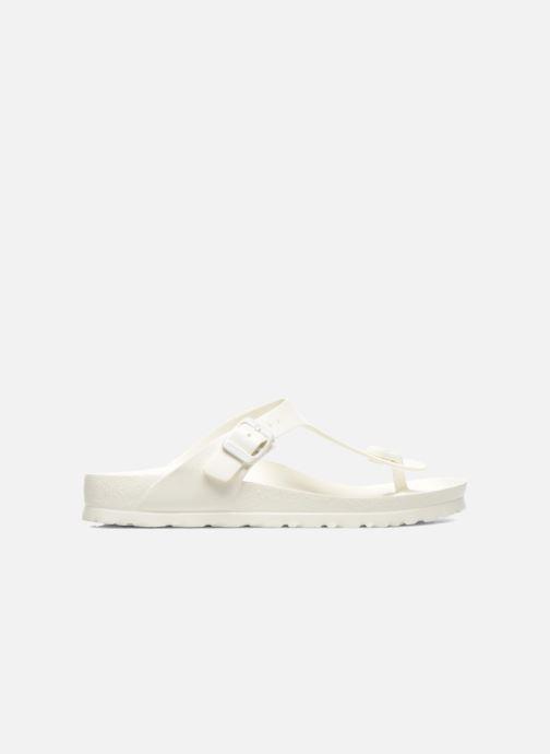 Sandales et nu-pieds Birkenstock Gizeh EVA W Blanc vue derrière