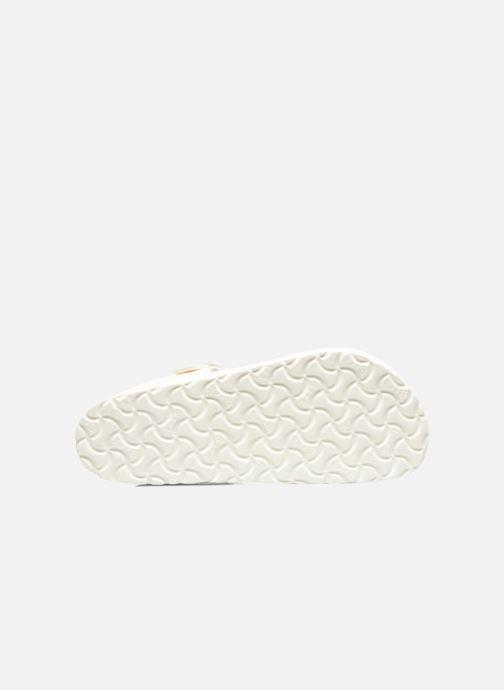 Sandales et nu-pieds Birkenstock Gizeh EVA W Blanc vue haut