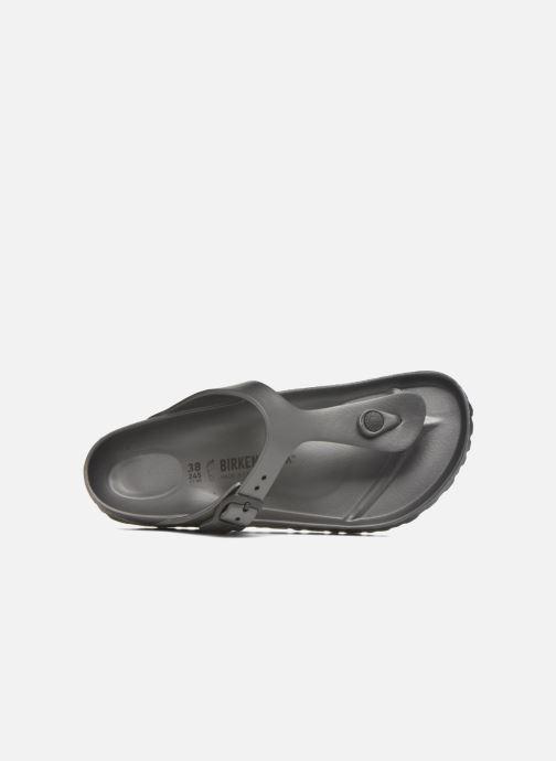 Sandales et nu-pieds Birkenstock Gizeh EVA W Gris vue gauche