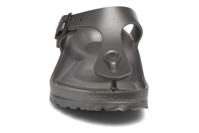Sandals Birkenstock Gizeh EVA W Grey model view