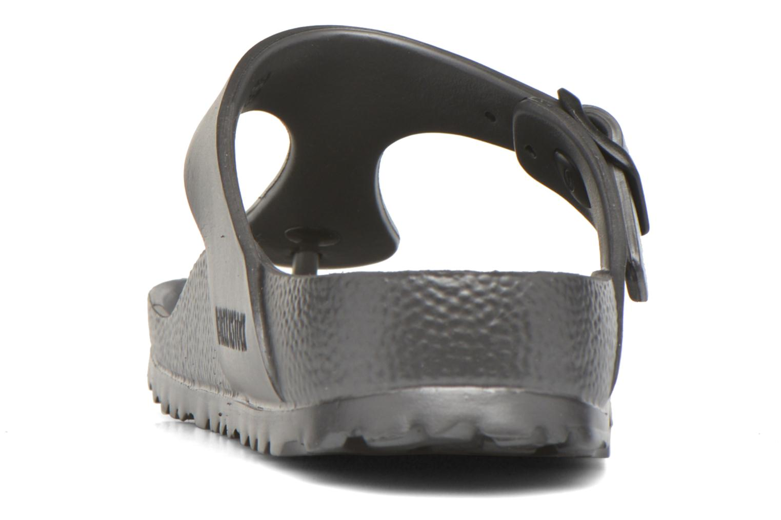 Sandals Birkenstock Gizeh EVA W Grey view from the right