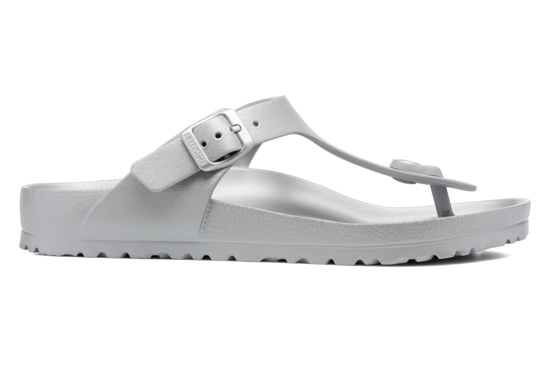 Sandales et nu-pieds Birkenstock Gizeh EVA W Gris vue derrière