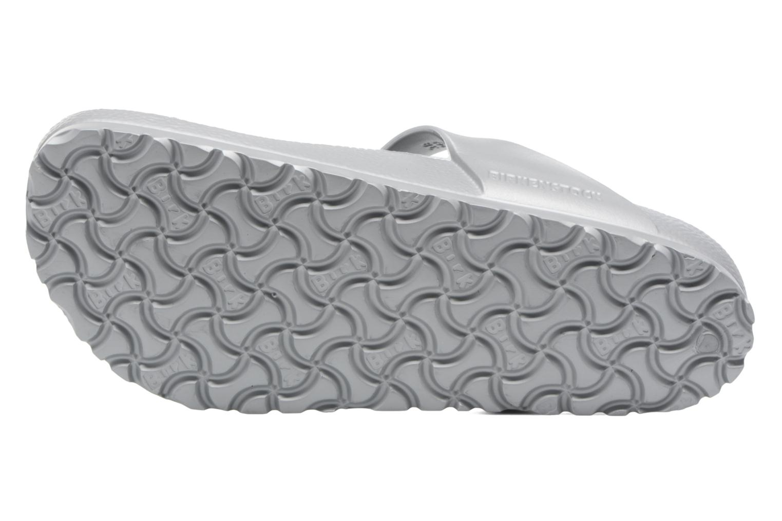 Sandals Birkenstock Gizeh EVA W Grey view from above