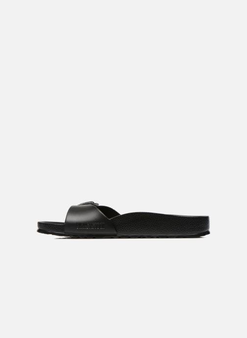 Clogs & Pantoletten Birkenstock Madrid EVA W schwarz ansicht von vorne