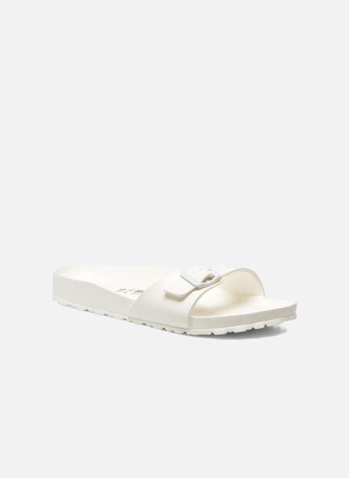 Clogs og træsko Birkenstock Madrid EVA W (Smal model) Hvid detaljeret billede af skoene