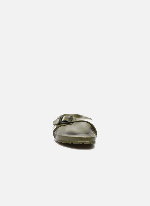 Mules et sabots Birkenstock Madrid EVA W Vert vue portées chaussures