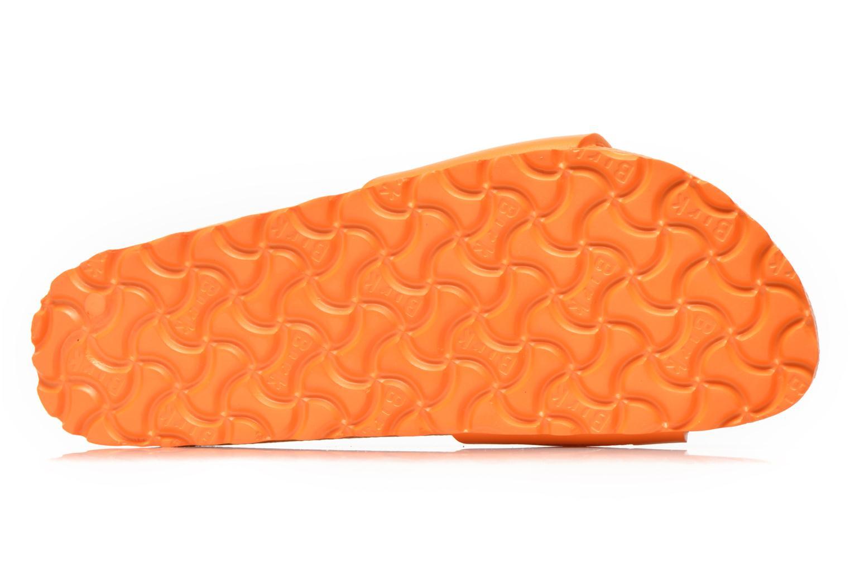 Mules et sabots Birkenstock Madrid EVA W Orange vue haut