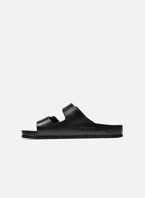 Sandales et nu-pieds Birkenstock Arizona EVA M Noir vue face