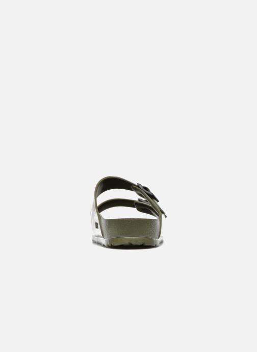 Sandales et nu-pieds Birkenstock Arizona EVA M Vert vue droite