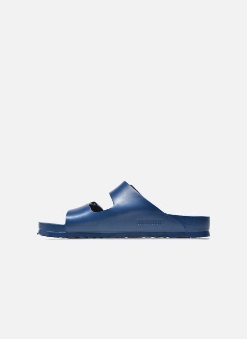 Sandali e scarpe aperte Birkenstock Arizona EVA M Azzurro immagine frontale