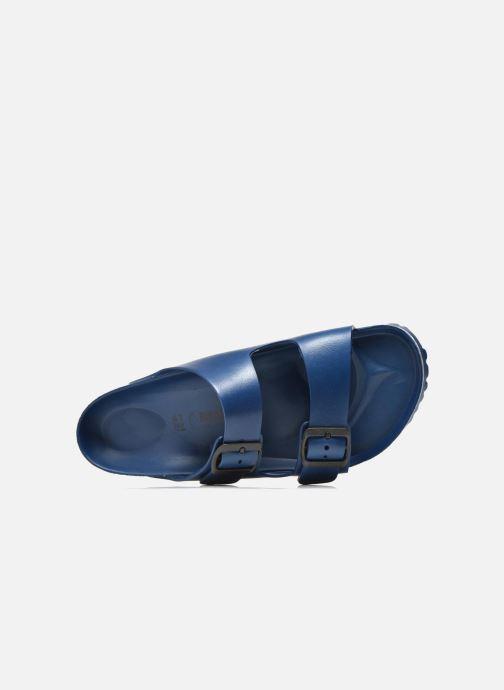 Sandali e scarpe aperte Birkenstock Arizona EVA M Azzurro immagine sinistra