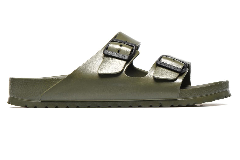 Sandales et nu-pieds Birkenstock Arizona EVA M Vert vue derrière