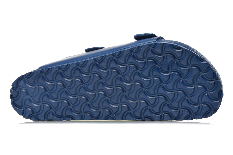 Sandales et nu-pieds Birkenstock Arizona EVA M Bleu vue haut