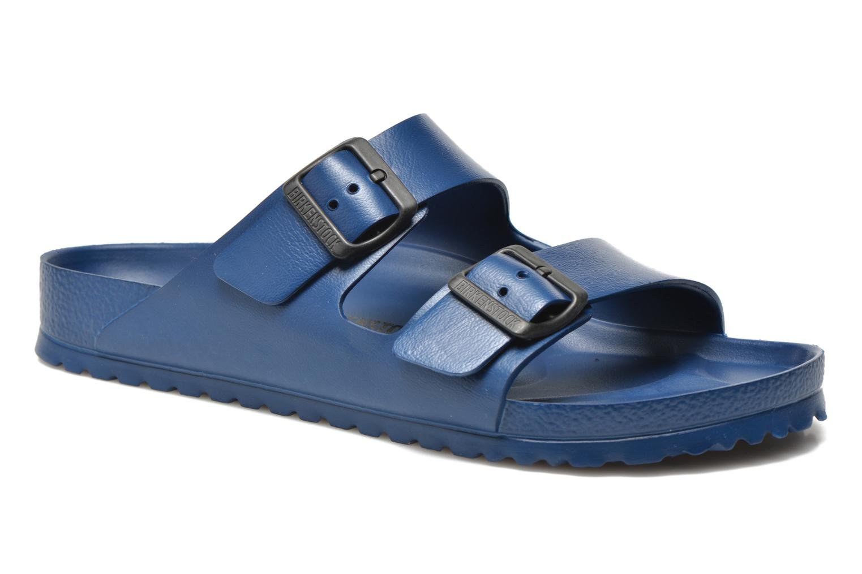 Sandales et nu-pieds Birkenstock Arizona EVA M Bleu vue détail/paire