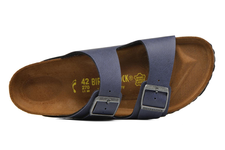 Sandales et nu-pieds Birkenstock Arizona EVA M Bleu vue gauche