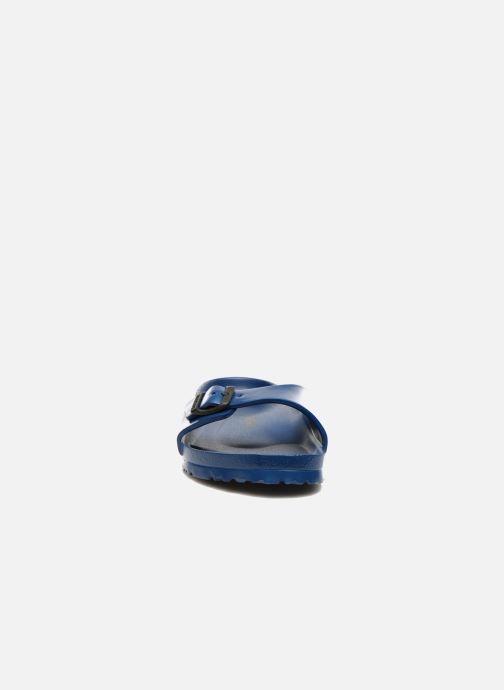 Sandalias Birkenstock Madrid EVA M Azul vista del modelo