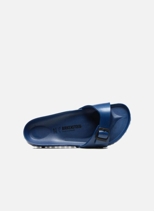 Sandalias Birkenstock Madrid EVA M Azul vista lateral izquierda