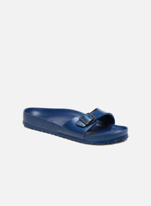 Sandales et nu-pieds Birkenstock Madrid EVA M Bleu vue détail/paire