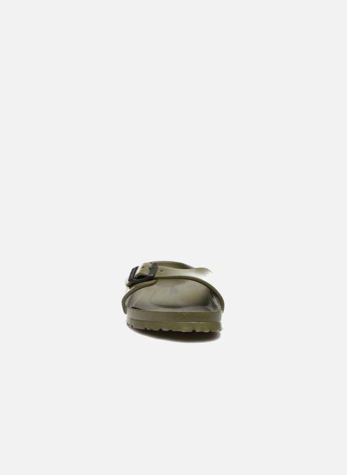 Sandali e scarpe aperte Birkenstock Madrid EVA M Verde modello indossato