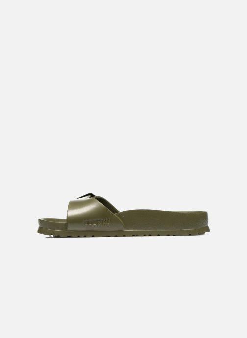 Sandales et nu-pieds Birkenstock Madrid EVA M Vert vue face