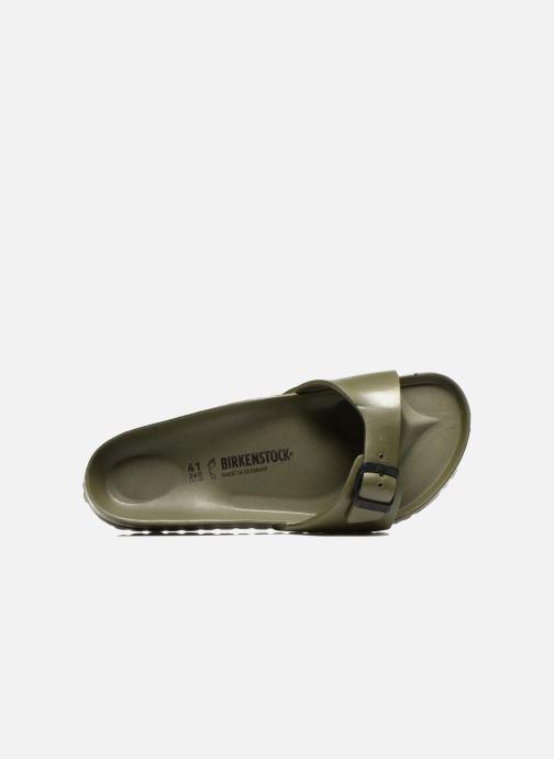 Sandales et nu-pieds Birkenstock Madrid EVA M Vert vue gauche