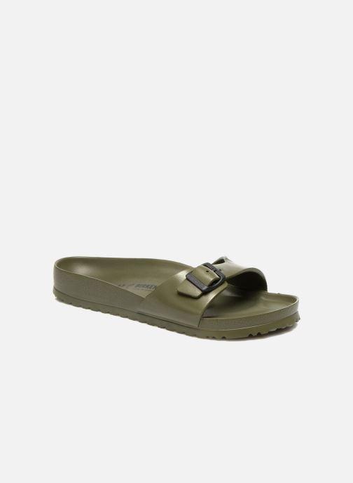 Sandaler Birkenstock Madrid EVA M Grøn detaljeret billede af skoene