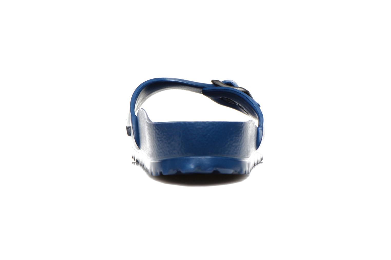 Sandales et nu-pieds Birkenstock Madrid EVA M Bleu vue droite
