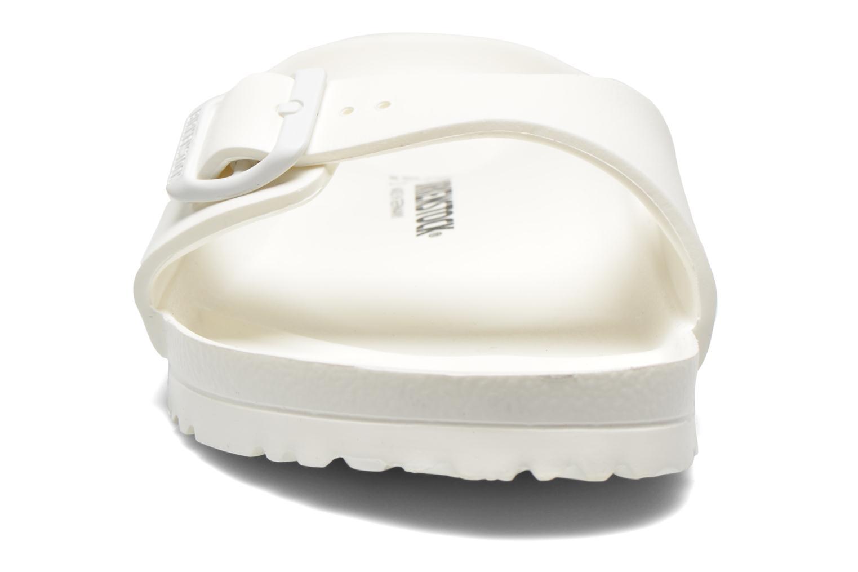 Sandales et nu-pieds Birkenstock Madrid EVA M Blanc vue portées chaussures