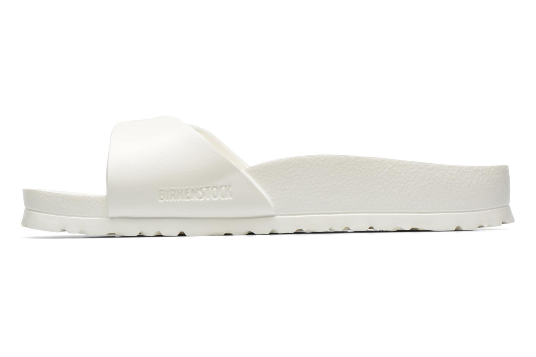 Sandales et nu-pieds Birkenstock Madrid EVA M Blanc vue face