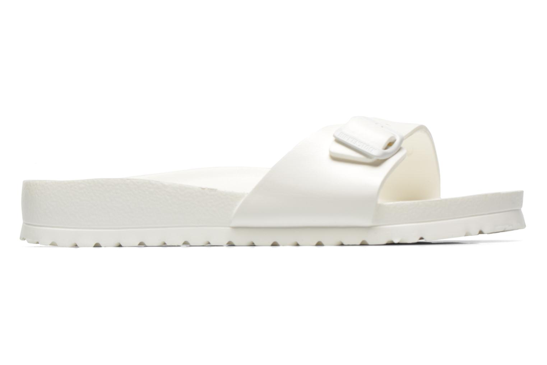 Sandales et nu-pieds Birkenstock Madrid EVA M Blanc vue derrière
