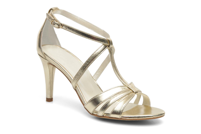 Sandalen Georgia Rose Epurée gold/bronze detaillierte ansicht/modell