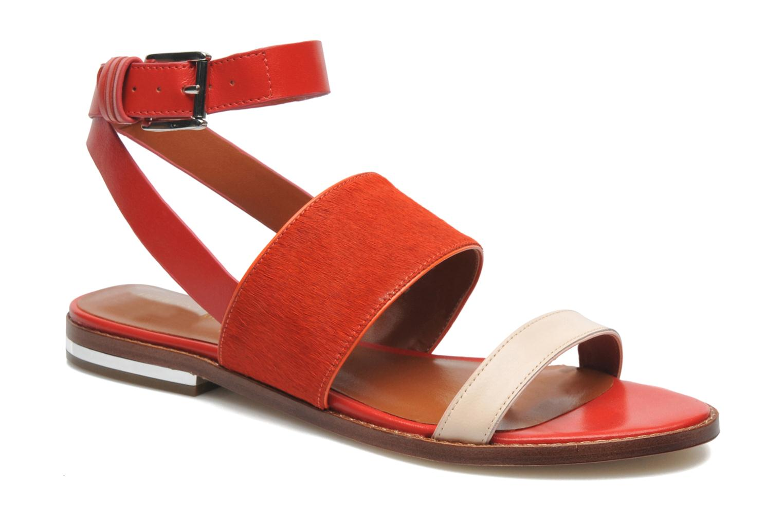 Sandalen Rebecca Minkoff Serena orange detaillierte ansicht/modell