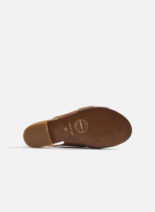 Sandales et nu-pieds Made by SARENZA Chamallow #1 Marron vue gauche