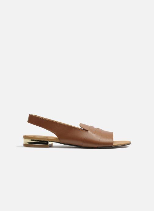 Sandales et nu-pieds Made by SARENZA Chamallow #1 Marron vue détail/paire