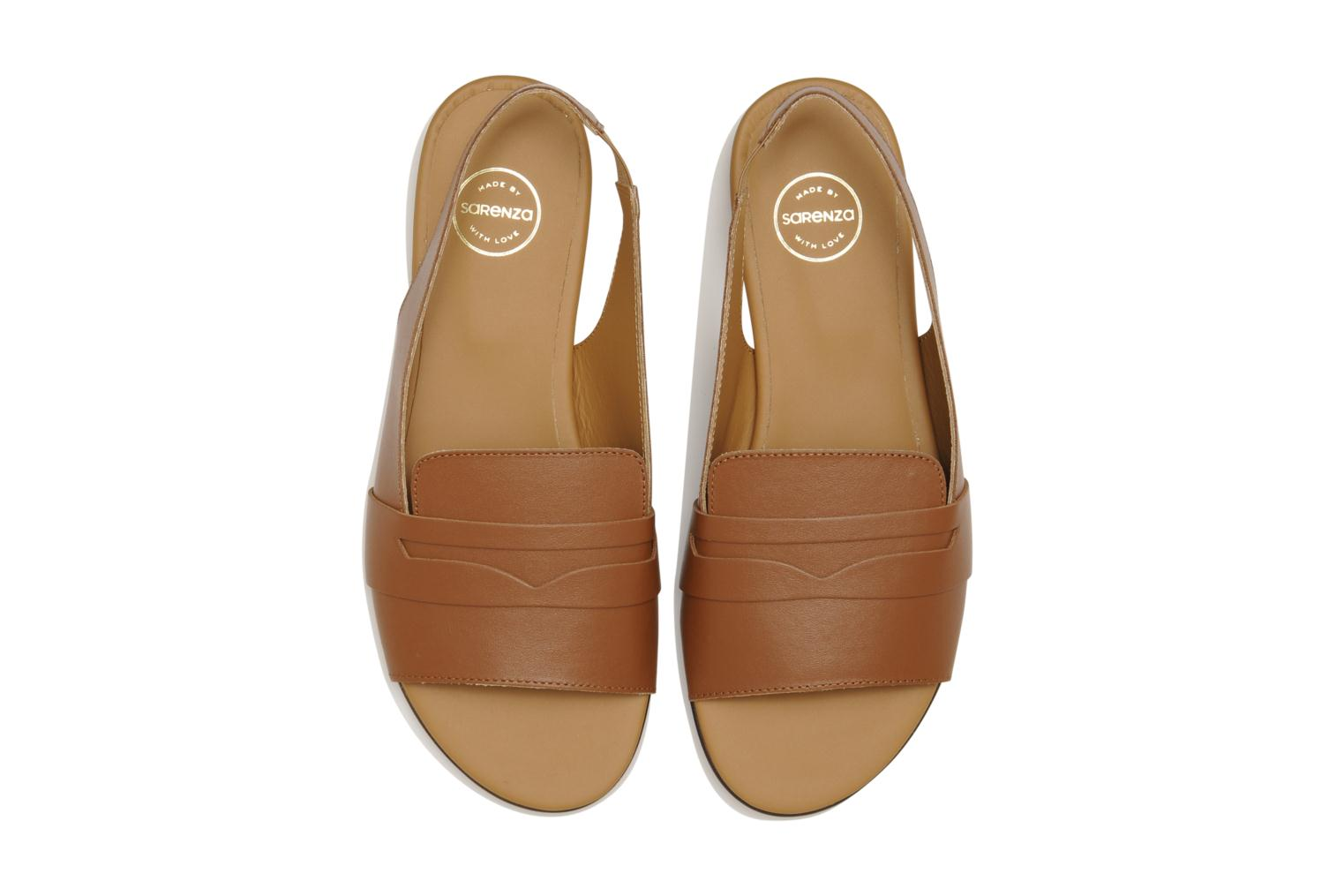 Sandals Made by SARENZA Chamallow #1 Brown model view