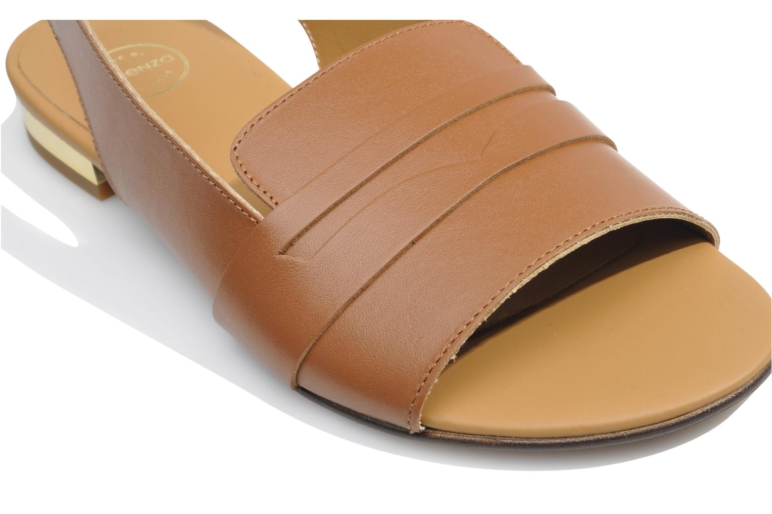 Sandals Made by SARENZA Chamallow #1 Brown view from above