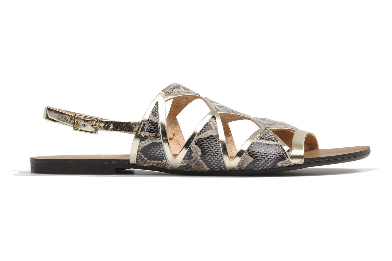 Sandales et nu-pieds Made by SARENZA Nairobi #1 Multicolore vue détail/paire