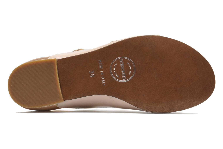 Sandalias Made by SARENZA Chamallow #4 Beige vista lateral izquierda